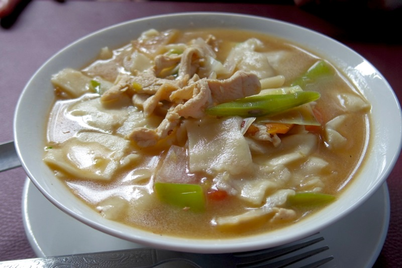 コーチンで唯一チベット料理が食べれるレストラン『TIBETAN CHEF'S RESTAURANT』
