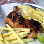 【コーチン】外観はイマイチだけど・・リーズナブルなお値段が魅力で料理も美味しい『FISH&CHIPS』
