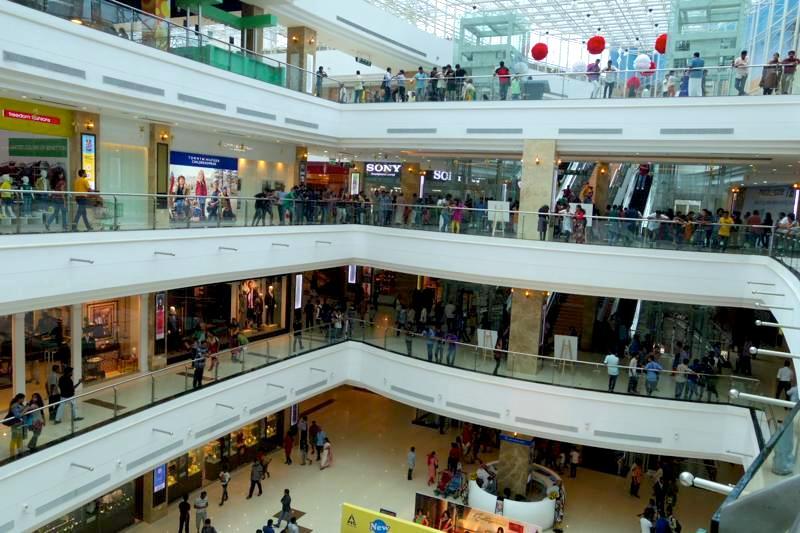 【コーチン】インド最大のショッピングモール『LuLu Mall』へ行ってみた!
