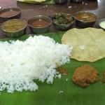 【バンガロール】豪華なミールスが52ルピーから!内容の割におトクで美味しい!『HOTEL NARTHAKI』