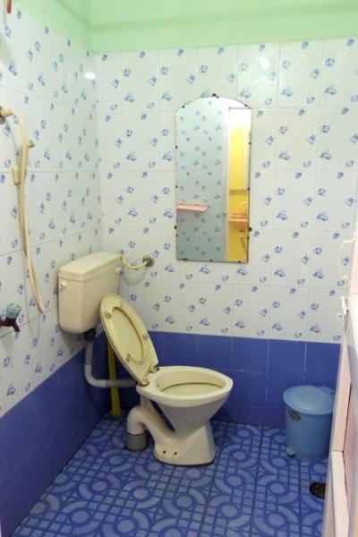 インド ハンピ 安宿 カルヤンゲストハウス Kalyan Guest House