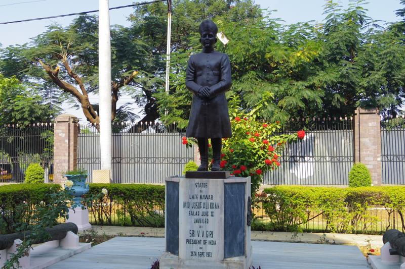 ハイデラバード サラール・ジャング博物館
