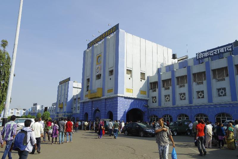インド ハイデラバードからプリー・ブバネシュワールへの行き方 列車