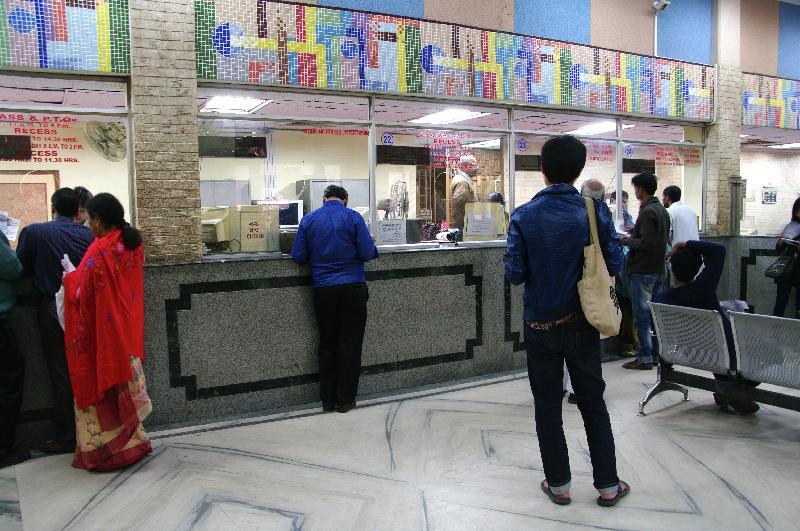 陸路 コルカタ バングラデシュ ダッカ 国際列車鉄道 切符購入場所