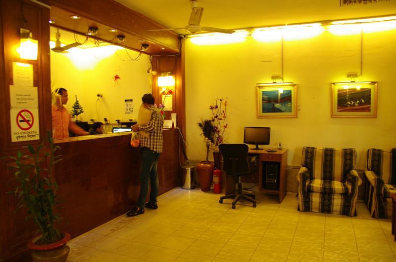 バングラデシュ ダッカ 安宿 HOTEL PACIFIC ホテルパシフィック