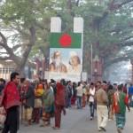 陸路国境越え!バングラデシュ・ダッカからインド・コルカタまで国際バスで