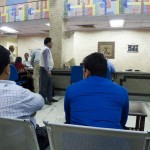 【コルカタ】外国人専用列車チケット購入窓口場所と購入方法について