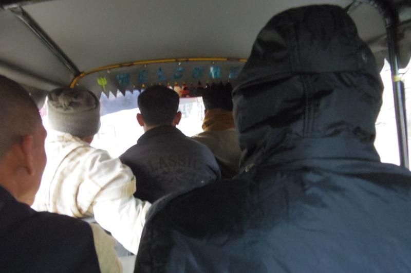 スリーパー列車でコルカタからブッダガヤまで