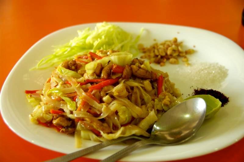 ブッダガヤ タイ料理 安い Siam Thai