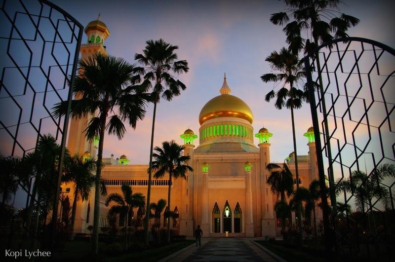 アジアで最も豊かな国ブルネイ