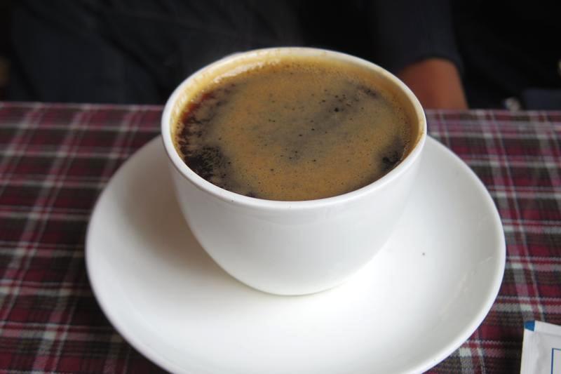 ダラムサラ カフェ ブラックテント Black Tent Cafe