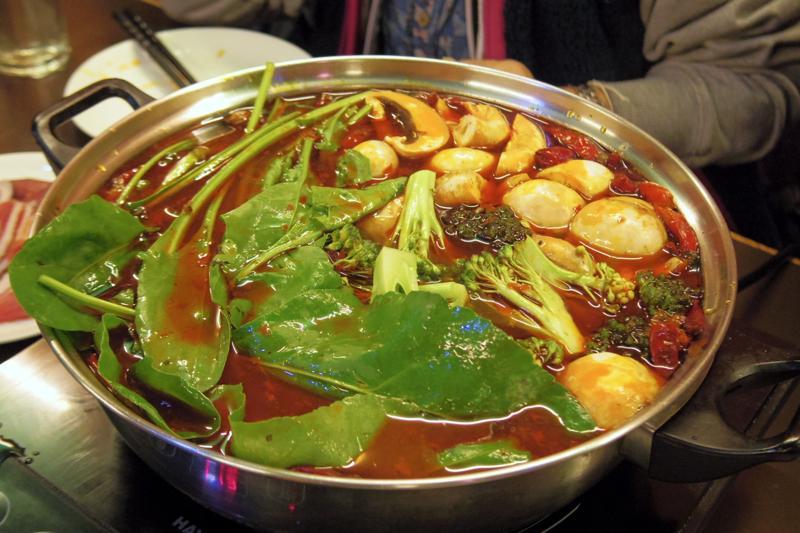 【ダラムサラ】火鍋は絶品!美味しい中華料理を食べるならココ!『CHOLSUM RESTAURANT』※更新2018.9