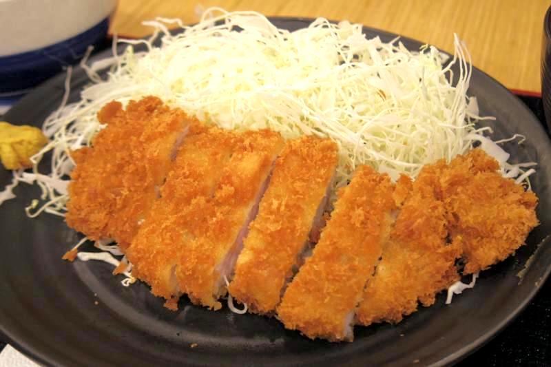 バンコク かつや トンカツ カツ丼