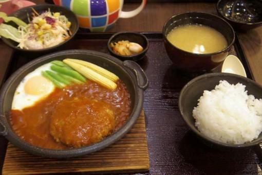タイ バンコク やよい軒 日本食
