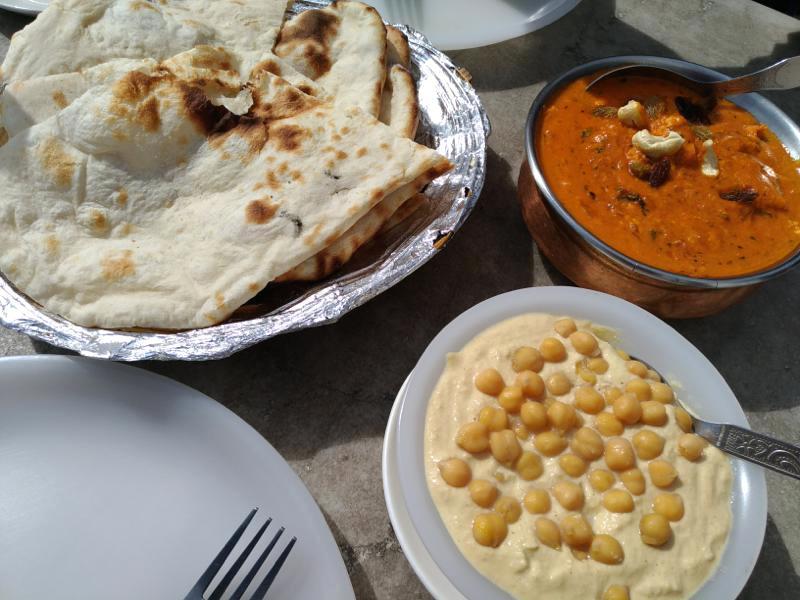 【ダラムサラ】濃厚でクリーミーなチキンアフガニが絶品!美味しいインド料理レストラン『Ahoka Restaurant』