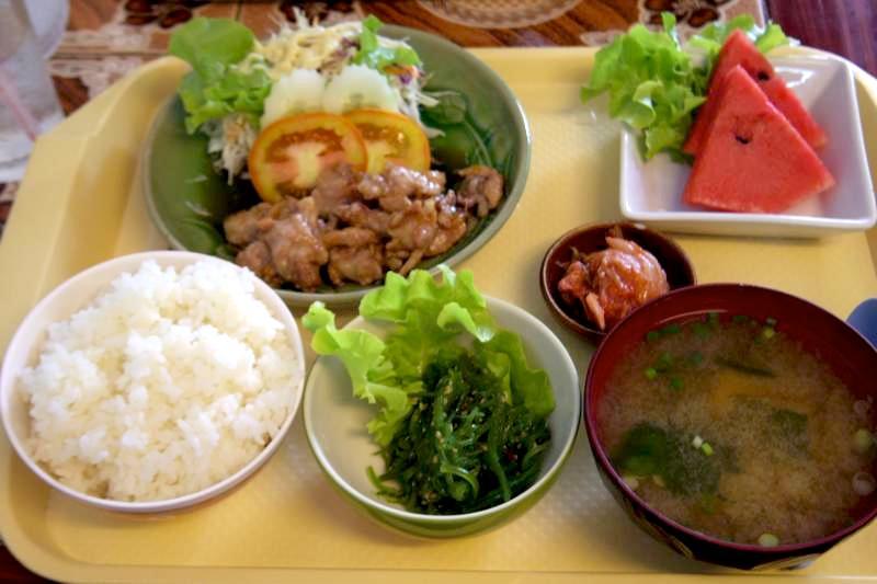 【チェンマイ】とにかく安い!ローカル価格で日本食が食べれる食堂といえば『ごはん亭』※2019.5更新