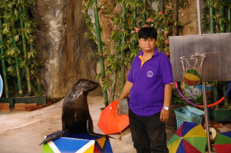 チェンマイ見所 チェンマイ動物園 ChiangMai Zoo
