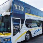 スコータイからバンコクまでのバス移動