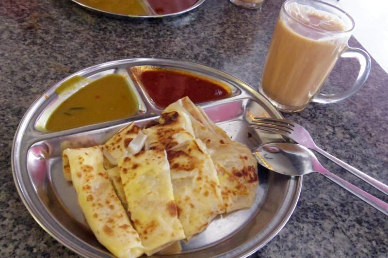 イポー ロティチャナイ 美味しい インド料理 Bukhara