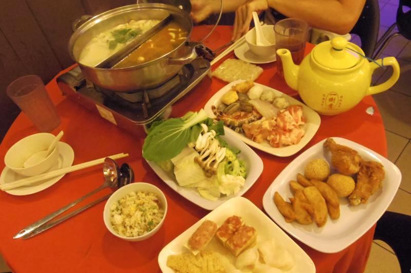 イポー 美味しい 食堂 火鍋 RESTORAN GOOD TIMES