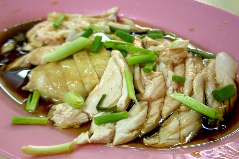 イポー タウゲアヤム 美味しい モヤシチキン 高温街芽菜鸡沙河粉