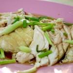 【イポー】ここもオススメ!もう1つ有名な美味しいタウゲアヤム屋『高温街芽菜鶏沙河粉 』