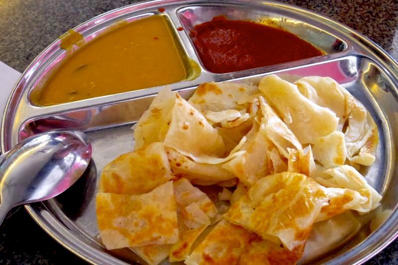 【イポー】ロティチャナイが美味しい!WiFi付きのキレイなインド料理屋『Bukhara』※2016年12月追記