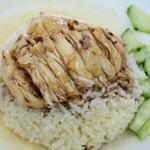 【イポー】地元で人気の生姜風味の鶏飯屋『白宮鶏飯(RESTRAN NASI AYAM PAK KONG)』