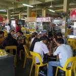 【タイピン】食事に困ったら是非ここへ!タイピン中心地で一番大きいフードコート!