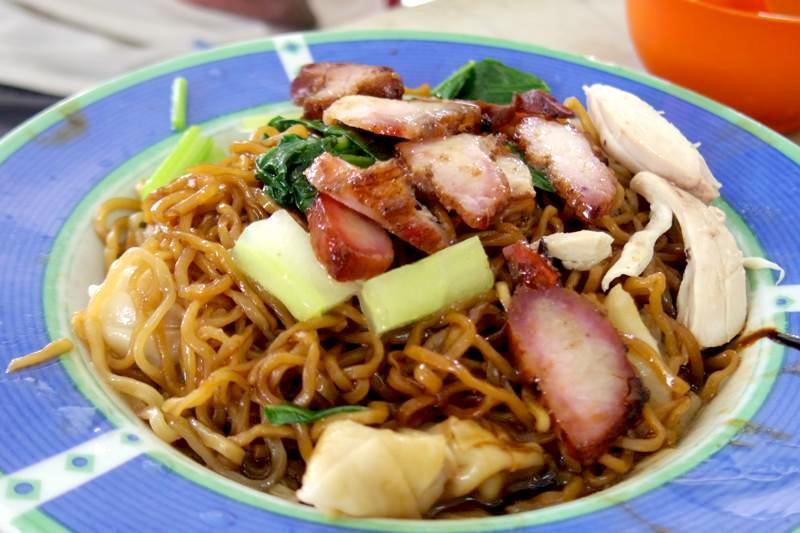 【タイピン】7年前に食べて忘れられないお婆ちゃんが作る美味しい雲呑麺屋『東亜』