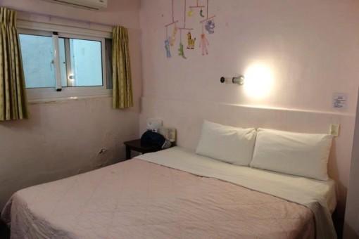 高雄 安宿安ホテル ゲストハウス トイレ・バス付 ティン B&B ホテル Ting B&B Hotel