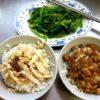 【台北】方家の鶏肉飯は食べるべし!地元の人に人気の庶民的な夜市『寧夏夜市』