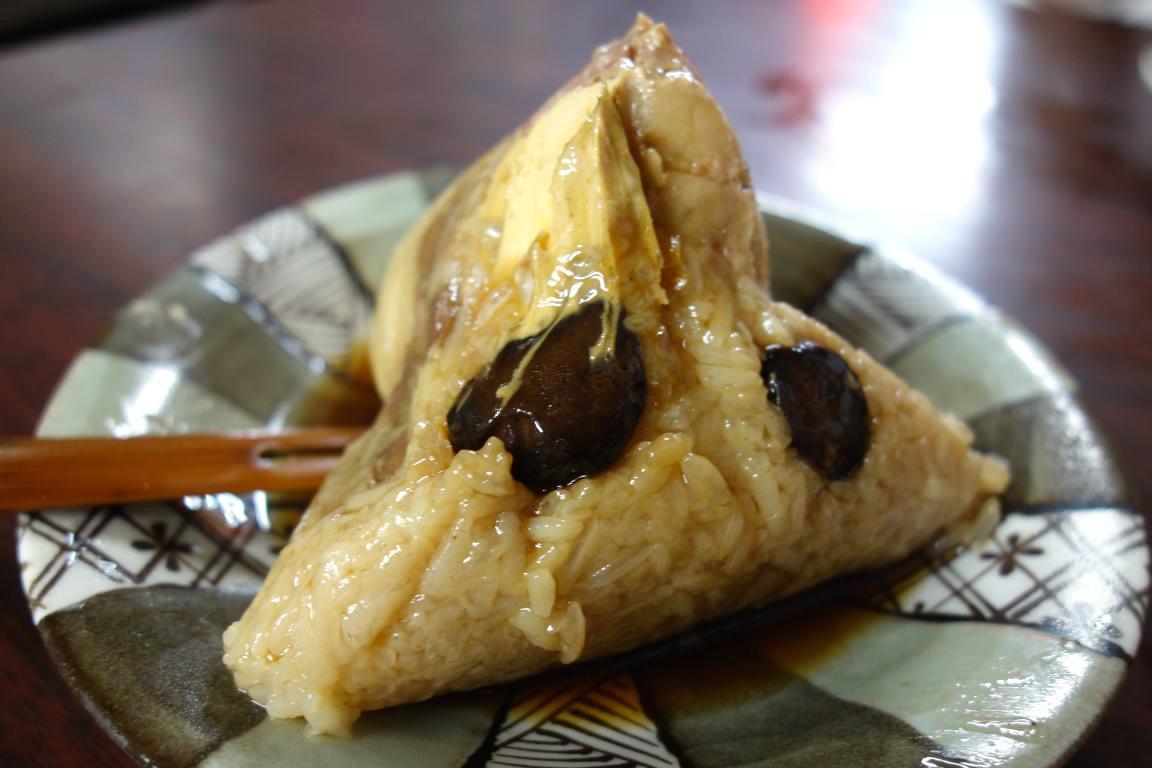 【台南】100年以上続く美味しいちまきの老舗店『再發號』