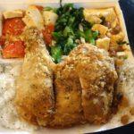 高雄台南にあるボリューミーな弁当屋といえばココ!『正忠排骨飯』