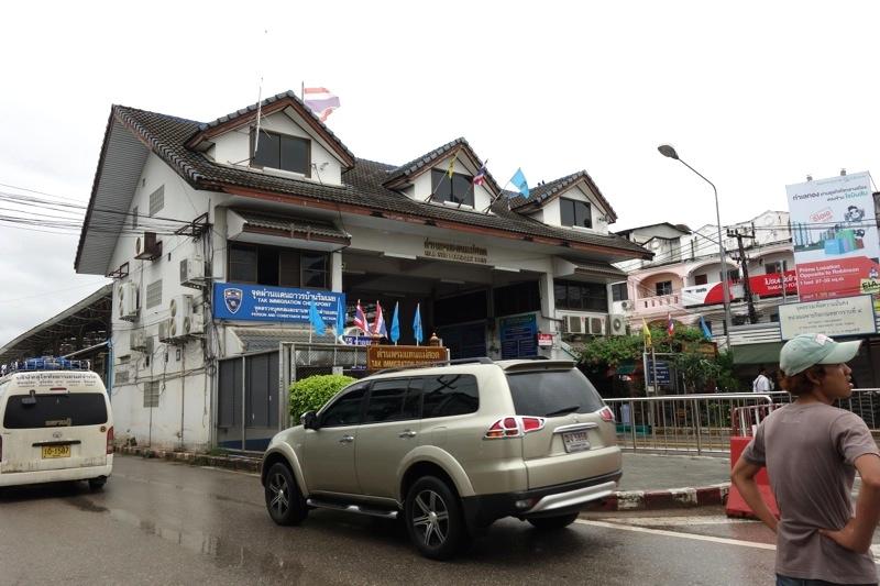ピッサヌロークからミャンマー国境の街メーソートまでの行き方。ミャワディーへのビザランレポート。