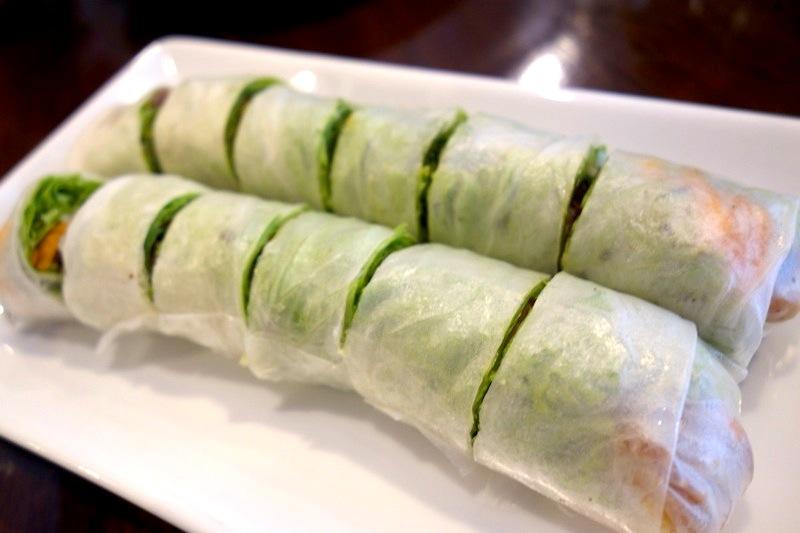 ピッサヌローク Phitsanulok 美味しいオススメ ベトナム料理レストラン Vietnam House