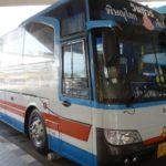 ピッサヌロークからチェンマイまでバスでの行き方。