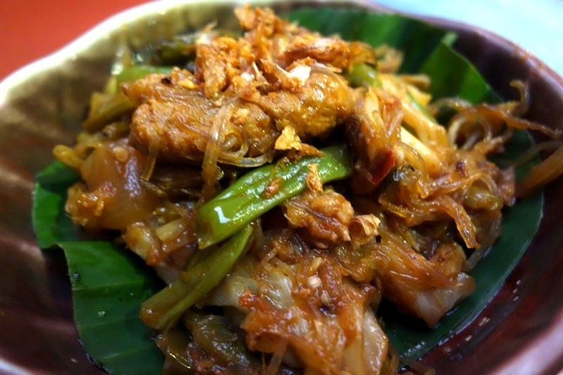 春雨と野菜・豚肉の炒め物