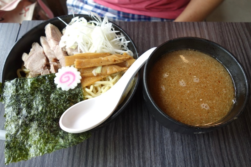 【チェンマイ】つけ麺で有名な大勝軒へ行ってみた!タイでのお味はどう?※閉店しました