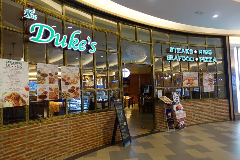 チェンマイ アメリカン ピザパスタ 安い美味しいThe Duke's