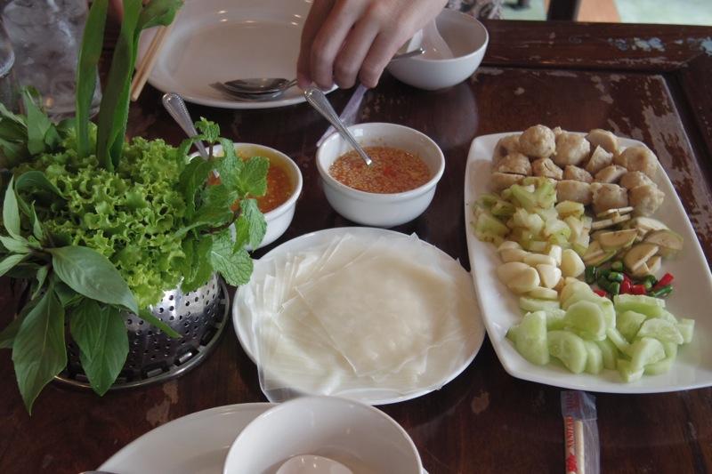 【ピッサヌローク】ベトナム系タイ人が経営する本格ベトナム料理レストラン『Vietnam House』
