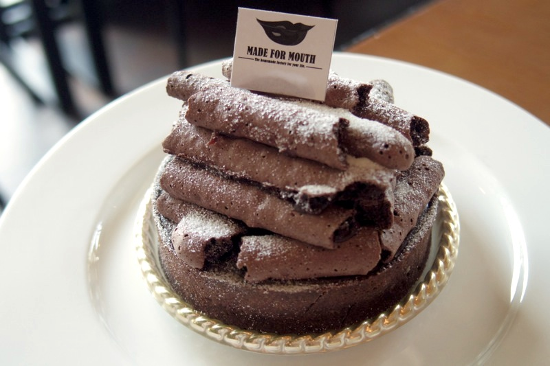ピッサヌローク Phitsanulok オススメ美味しい珈琲コーヒーパスタケーキ カフェ Cafe Made For Mouth Cafe'