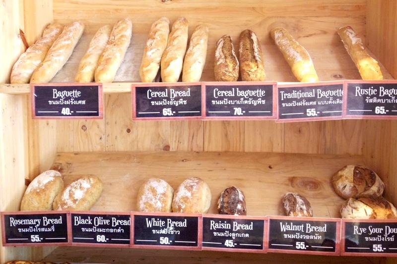 【チェンマイ】リーズナブルで本格的な美味しいパンが味わえる!『Nana Cafe & Bakery』※2019.2更新