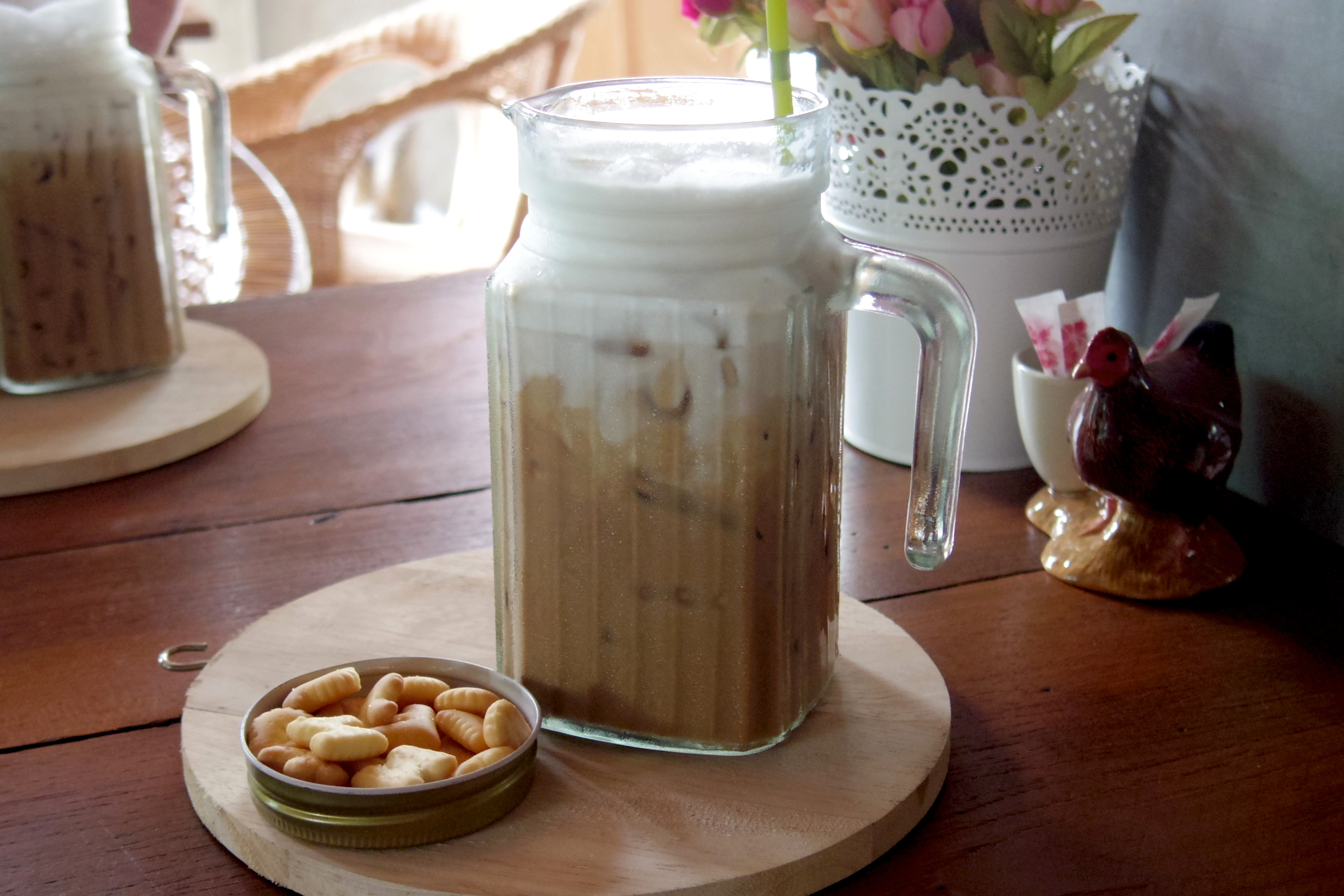 ピッサヌローク Phitsanulok オススメ カフェ オーガニックコーヒー
