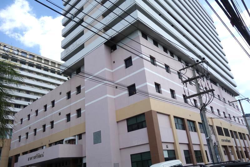 チェンマイ 予防接種 ワクチン破傷風 スアンドーク病院 シリパット病院