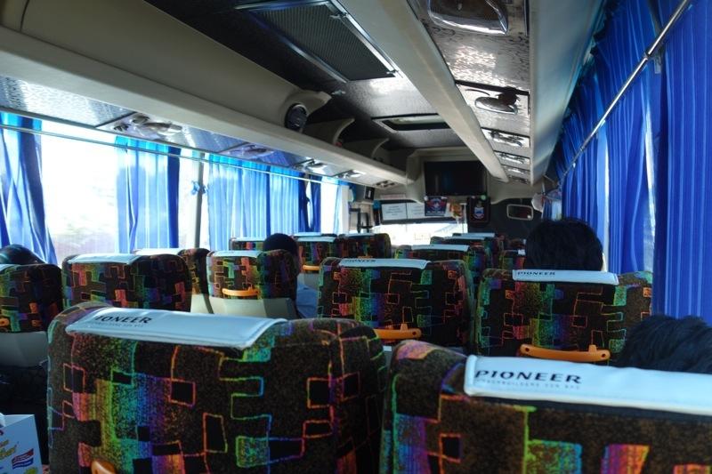 KLIA2 TBS クアラルンプールからキャメロンハイランドまで バス 行き方