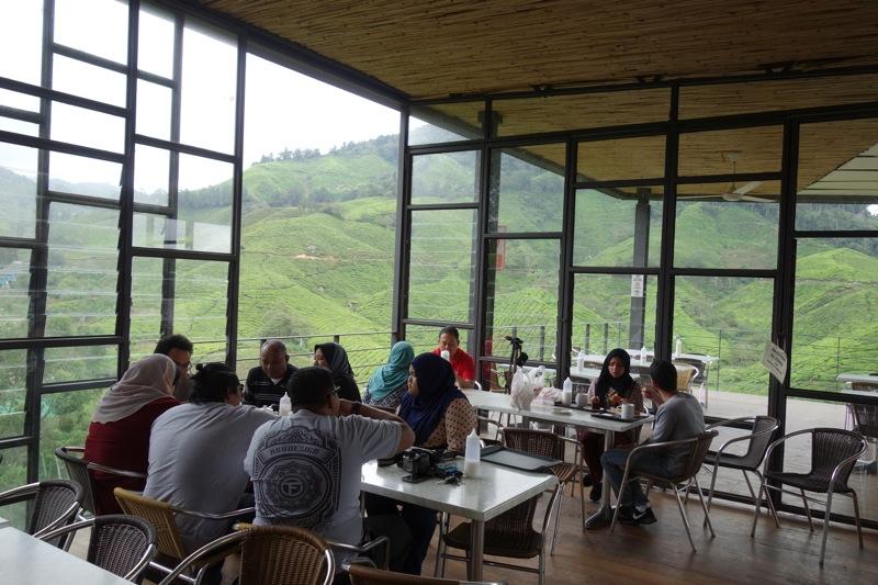 キャメロンハイランド ボーティー BOH TEA 紅茶農園 プランテーション