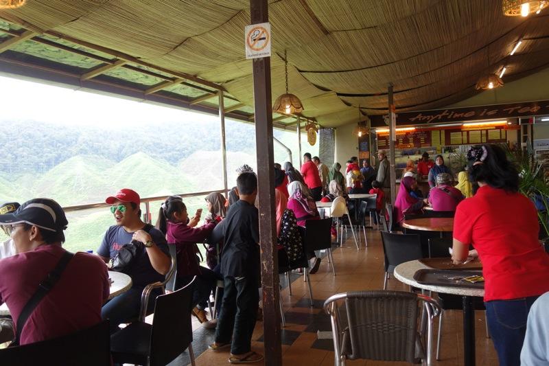 キャメロンハイランド 紅茶農園 ティーファーム キャメロンバレー Cameron Valley Tea House