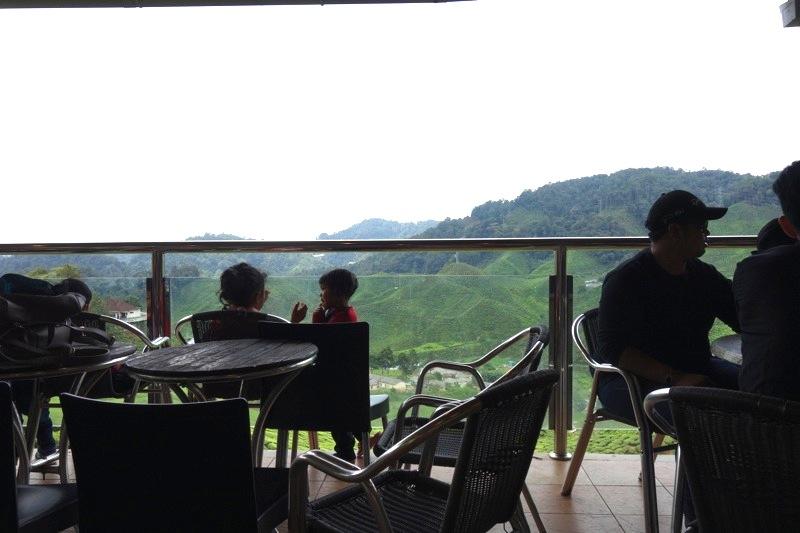 キャメロンハイランドの紅茶農園はBOH TEAだけじゃない!もう1つ美味しい紅茶が楽しめる『キャメロンバレーティーハウス』