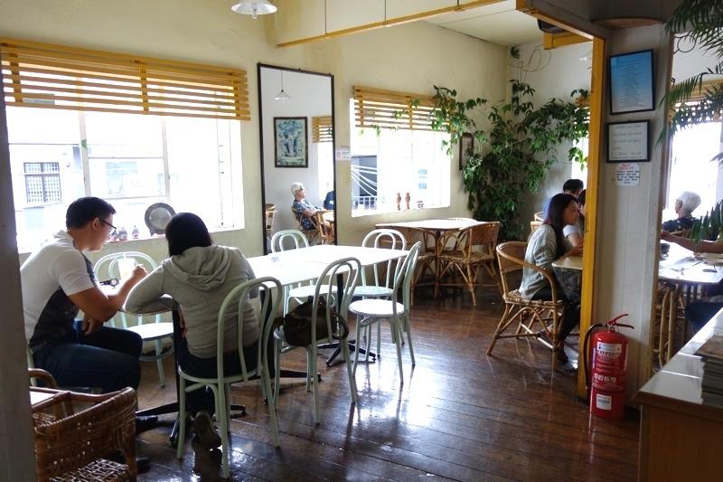キャメロンハイランド アフタヌーンティー The Lord's Cafe ストロベリースコーン ストロベリーティー